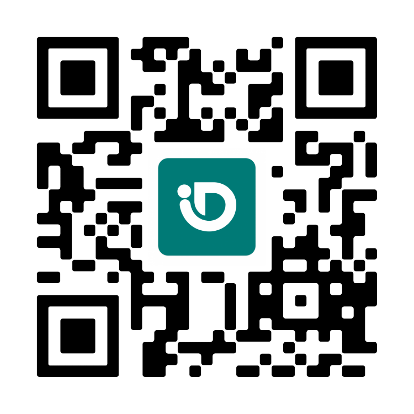 Mobile ID Qr Transparent 2x